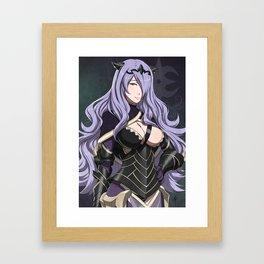 Camilla Framed Art Print