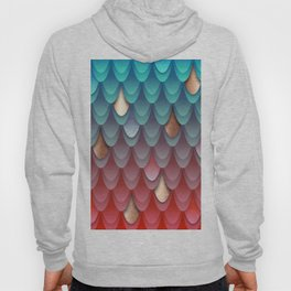 Scales of Magical Fish Hoody