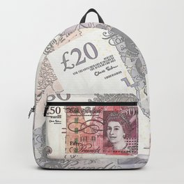 Cartoon Cash Backpack