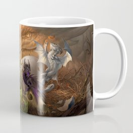 Baby Dragons Coffee Mug