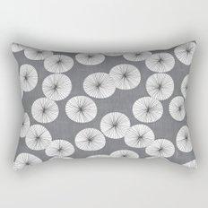 Umbrellas by Friztin Rectangular Pillow
