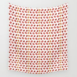 Very Strawberry Wall Tapestry