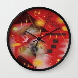 Homage to Balzac n.12 Wall Clock