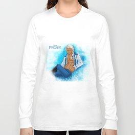 Elsa male ver. Long Sleeve T-shirt
