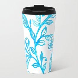 Fantasy flower Travel Mug