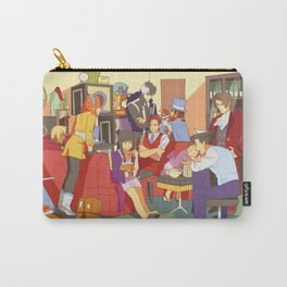 the wright anything agency Carry-All Pouch
