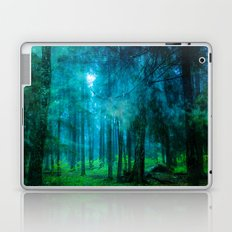 Far from roads #End of the day Laptop & iPad Skin