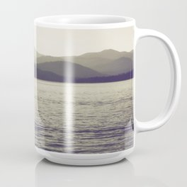 Vintage Lake Coffee Mug