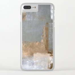 Gifted Clear iPhone Case