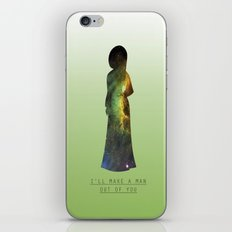 Space Princesses: Mulan iPhone & iPod Skin