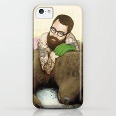 The Hug iPhone 5c Slim Case