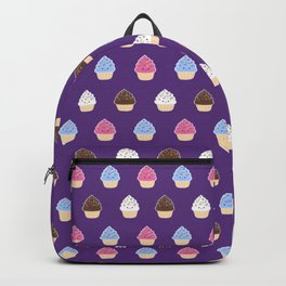 Suck it up Cupcake (Chocolate) Backpack
