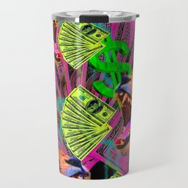 Money Chomp Travel Mug