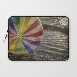 Beachball Summer Fun Laptop Sleeve