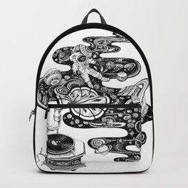 Cosmos Space Music Backpack