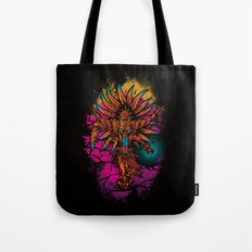 Ancient Spirit Tote Bag