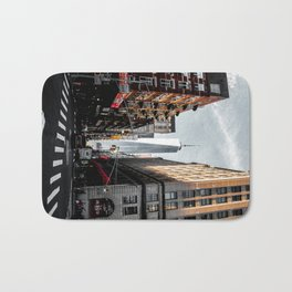 Lower Manhattan One WTC Bath Mat