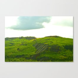 The Rolling Hills of the Peace Canvas Print