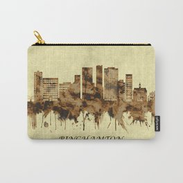 Binghamton New York Cityscape Carry-All Pouch