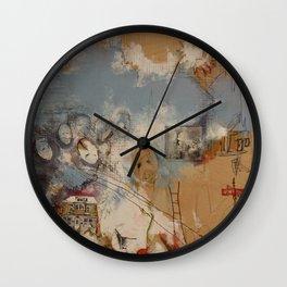152 Euclic Wall Clock