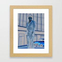 Don Framed Art Print