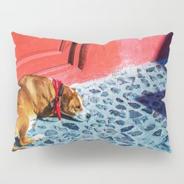 relaxing dog Pillow Sham