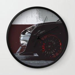 [Mini] John_Cooper_Works_GP Wall Clock