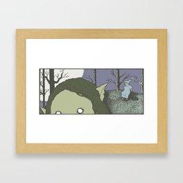 Trollfather Framed Art Print