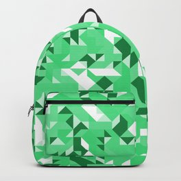 Off-Beat Geometric Shapes V.07 Backpack