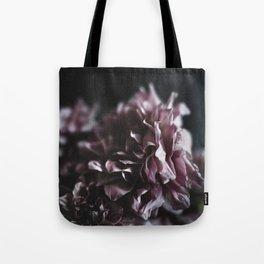 Dahlia in the Dark Tote Bag