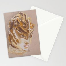 fACE/oFF Stationery Cards