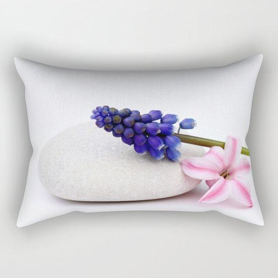 Zen * Spring - JUSTART © Rectangular Pillow