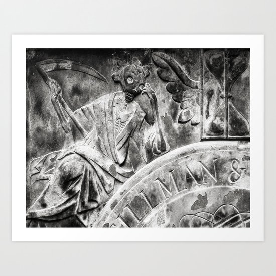 Illman Art Print