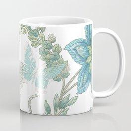 butterfly field Coffee Mug