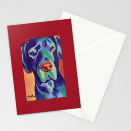 Gus the Great Dane Stationery Cards
