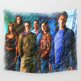 More than just a team 2 Wall Tapestry