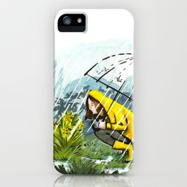 Fresh Discoveries iPhone Case