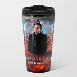 Supernatural Crowley King of Hell S6 Travel Mug