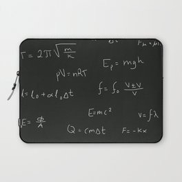 Physics Laptop Sleeve