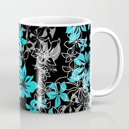 Dancing Hibiscus Hawaiian Aloha Shirt Print Coffee Mug