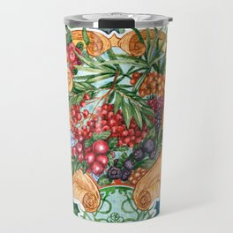 Art nouveau. Mors drink. Travel Mug