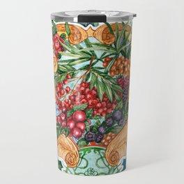 Art nouveau. Mors drink. Travel Mug