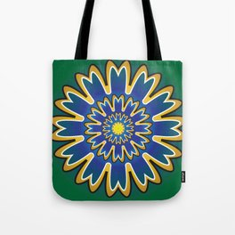 Development Mandala - מנדלה התפתחות Tote Bag