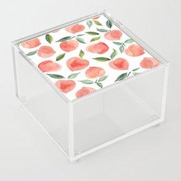 peaches Acrylic Box