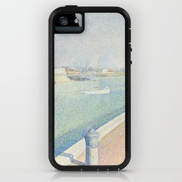 The Channel of Gravelines, Petit Fort Philippe iPhone Case