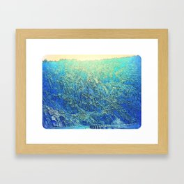 """Onward and Upward"" Framed Art Print"