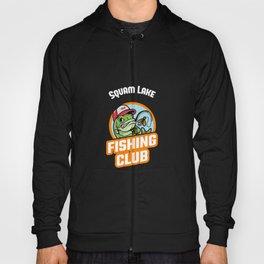 Squam Lake FISHING CLUB Hoody