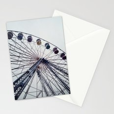 the big wheel Stationery Cards