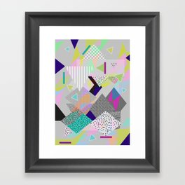 FUNDERLAND  Framed Art Print