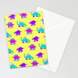 DINO KICKS Stationery Cards